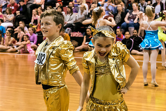 ADA Theatre - Events Gold Kids