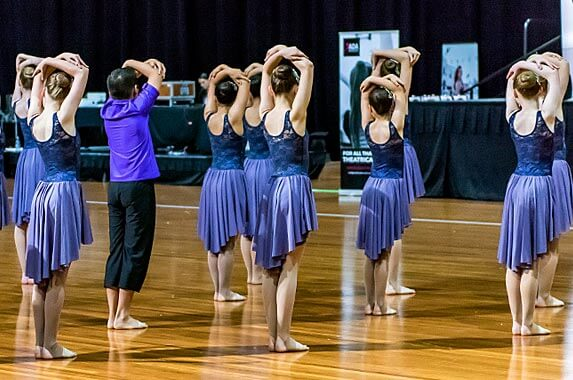 ADA Theatre - Exams Stretch